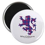 Lion - MacGregor of Glengyle Magnet