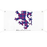 Lion - MacGregor of Glengyle Banner