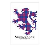 Lion - MacGregor of Glengyle Postcards (Package of