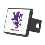 Lion - MacGregor of Glengyle Rectangular Hitch Cov