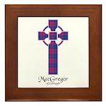 Cross - MacGregor of Glengyle Framed Tile