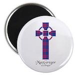 Cross - MacGregor of Glengyle Magnet