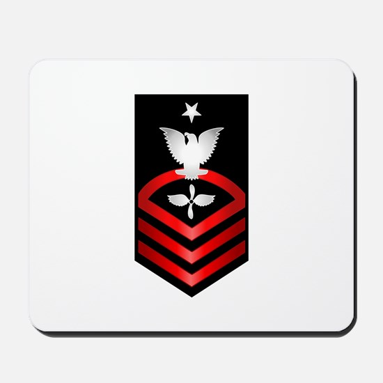 Navy Senior Chief Aviation Machinist's Mate Mousep