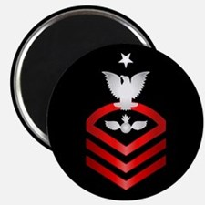 Navy Senior Chief Aviation Ordnanceman Magnet