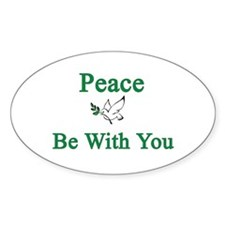 Peace be with you Decal