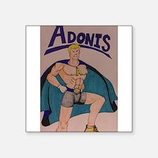 Adonis Sticker