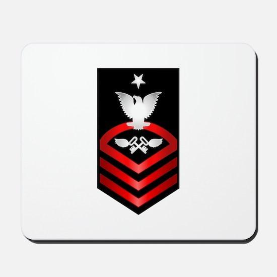 Navy Senior Chief Aviation Storekeeper Mousepad