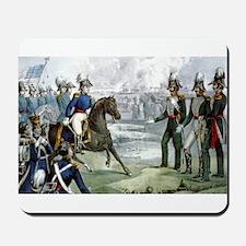 General Taylor never surrenders - 1847 Mousepad