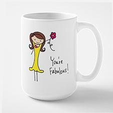 Fabulous Flo Mug
