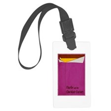 Charlie and the Chocolate Factory Luggage Tag