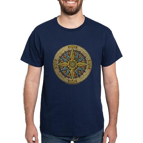 Celtic Compass Dark T-Shirt