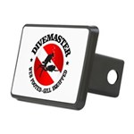 Divemaster (Round) Hitch Cover