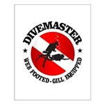 Divemaster (Round) Posters