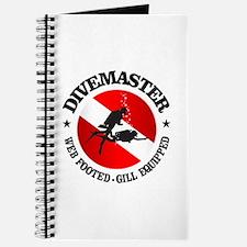 Divemaster (Round) Journal