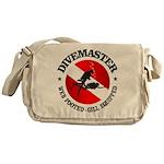 Divemaster (Round) Messenger Bag