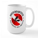 Divemaster (Round) Mug