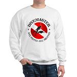 Divemaster (Round) Sweatshirt