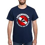 Divemaster (Round) T-Shirt