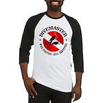 Divemaster (Round) Baseball Jersey