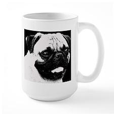 Pug Sketch Mug