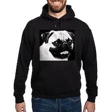 Pug Sketch Hoodie