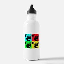 Pop Pug Water Bottle