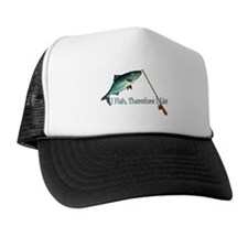 Fisherman Shirt Trucker Hat