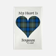 Heart - Ferguson of Atholl Rectangle Magnet