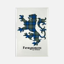 Lion - Ferguson of Atholl Rectangle Magnet
