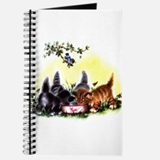 MEOW TIME KITTENS Journal