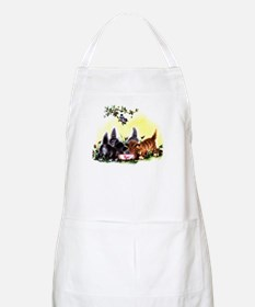 MEOW TIME KITTENS BBQ Apron