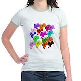 Rabbit Jr. Ringer T-Shirt