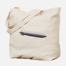 Blimp Airship Tote Bag