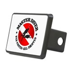 Master Diver (Round) Hitch Cover