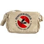 Master Diver (Round) Messenger Bag