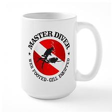 Master Diver (Round) Mug