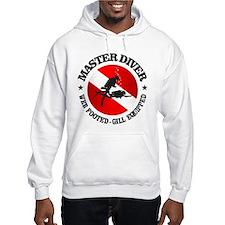 Master Diver (Round) Hoodie