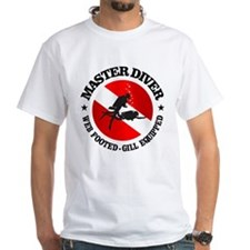 Master Diver (Round) T-Shirt