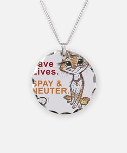 Cute Homeless Necklace