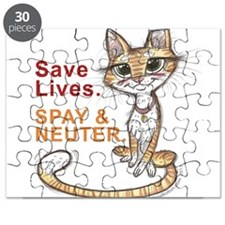 Cute Homeless Puzzle