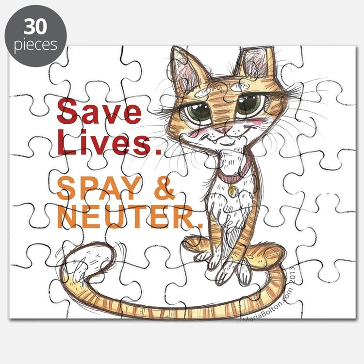 Cute Neuter Puzzle