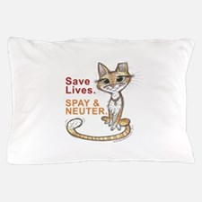 Cool Animal shelter Pillow Case