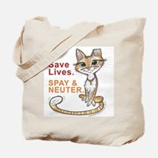 Unique Neuter Tote Bag