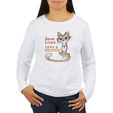 Cute Feral cat T-Shirt