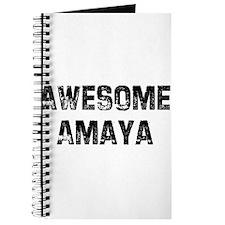 Awesome Amaya Journal