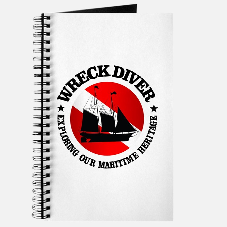 Wreck Diver (Ship) Journal