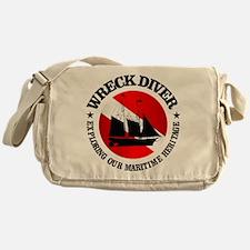 Wreck Diver (Ship) Messenger Bag