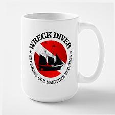 Wreck Diver (Ship) Mug