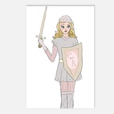 Put on the Whole Armour Postcards (Package of 8)