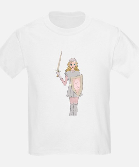 Put on the Whole Armour Kids T-Shirt